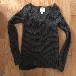 Aerie long sleeve sweater